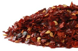 Non-GMO and non-irradiated spices are featured at Organic Teas Canada as is this organic red pepper flakes to add heat to your Italian cooking recipes.