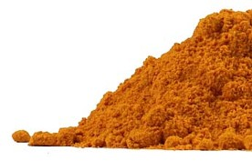 A deep and rich yellow-gold organic Turmeric Powder is featured another wonderful non-GMO and non-irradiated organic spice from Organic Teas Canada.