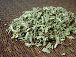 Sage leaf is a welcome addition to poultry stuffing and to season meats; a fresh and fragrant product of Organic Teas Canada.