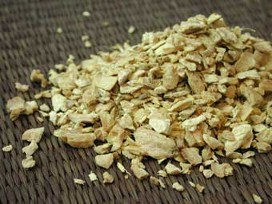 Organic Teas Canada presents a flavourful dried ginger root for a tasty addition to culinary creations.