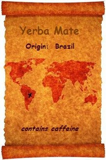 Organic Teas Canada presents an exceptional Yerba Mate with origins in South America as pinpointed on this old world map scroll.  This Mate has been harvested at the peak of perfection to produce a delightfully flavourful, cost effective brew.